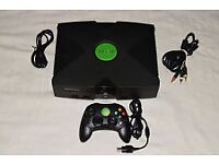 XBOX RUNNING COIN OPS 8 250gb hd & WELL OVER 10,000 GAMES ON IT