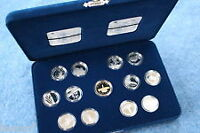 125 th Anniversary Sterling Silver Coin Set
