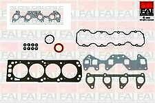 VAUXHALL ASTRA 1.6I 96/2001 4 CLY HEAD GASKET SET WITH VALVE SEALS