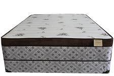 Any size Mattress and Box only $450 single,double or queen