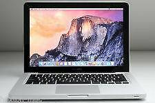 macbook pro 13 late 2011 i7 2.8 ghz 4 gig ram 750 gig hdd Highett Bayside Area Preview