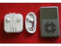 ipod classic 160gb with original apple headphones
