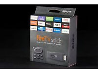 Amozon Fire stick plus added software