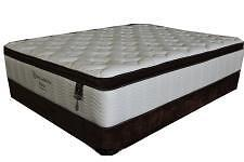 Custom size Canadian made mattress and box any size you need