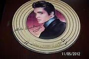 Bradford Exchange Elvis Plates