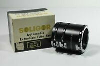 soligor auto macro extension tube for nikon