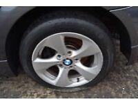 BMW 16 inch spare wheel e90 e91 with tyre