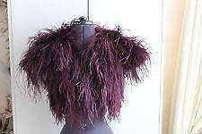 TopShop Ostrich Feather Bolero Double Bay Eastern Suburbs Preview
