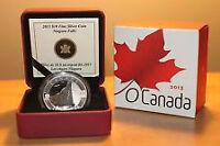 $10 Fine Silver Niagara Falls Coin