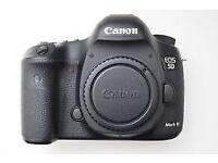 canon 5d mklll camera new