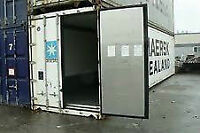 40' HC Steel / Reefer Freezer Insulated Container SHOP