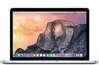 Macbook pro Retina 13 inch 2.5Ghz i5 8GB RAM+CS6