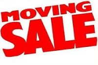 Moving sale!! Great stuff we can't take with