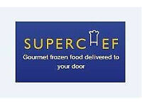 Sales Distributors - Gourmet Frozen Food Delivered Direct - Fully supported self employed position.