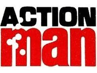 Vintage toys wanted - action man