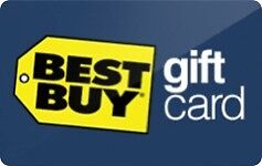 Reduced: Best Buy gift card 351.74