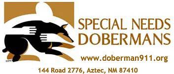 Special Needs Dobermans