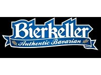 We need Chefs at all levels for our Bierkeller in Birmingham city center