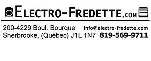 Électro-Fredette rachète à bon prix votre ancien congélateur