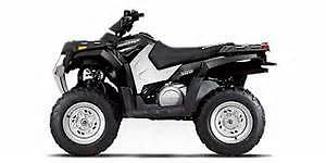 Used 2006 Polaris hawkeye 4X4