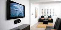 TV wall mount Installation (same day service)