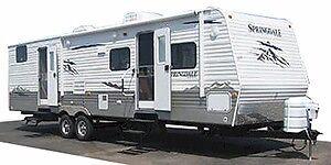 Camper Trailer for Rent
