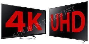 MEILLEUR PRIX GARANTI!!! TV 4K 4K 4K ULTRA HD UHD A PARTIR DE ___ 350.00$