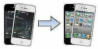 iphone 4 and 4s screen repair 60$ brand new not refurbished 60$