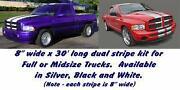 Dodge RAM Stripes