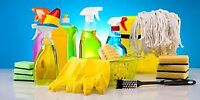 Cleaning Services- Flat Rate