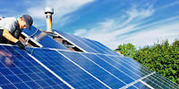 Solar Pro! All solar installs and MicroFIT equipment!