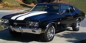 Classic - Muscle Car Wanted