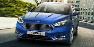 Titanium 2014 Ford Focus Sedan - Open to Offers