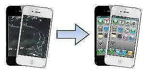 iphone 4 and 4s screen repair brand new 60$