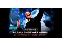 TONY ROBBINS' Unleash The Power Within