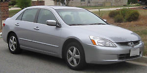 2003 Honda Accord Sedan EXL - FULLY LOADED LEATHER - SAFETY ****