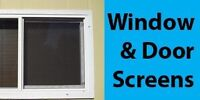 Fix your Window/Door Screen Now