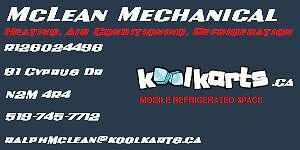 Furnace repairs, installation. 2 Year Limited Warranty Parts Kitchener / Waterloo Kitchener Area image 1