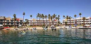 Beachfront Condo on the Island Lake Havasu City AZ