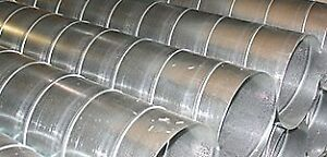Duct work/ certified sheet metal worker