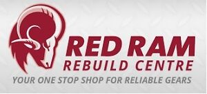 RED RAM REBUILD CENTER - Your One Stop Gear Shop