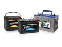 CAR BATTERIES WANTED/NOT WORKING £5EACH