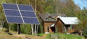 Solar Off Grid System- Ideal for Camps