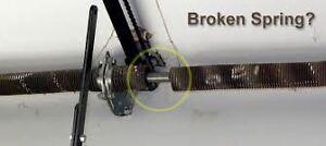 Garage Door Repairs in Ottawa - SAME DAY SERVICE! LOW PRICES!