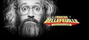 PARTERRE de QUALITÉ pour FRANÇOIS BELLEFEUILLE - 26 octobre 2018