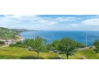 Beautiful one bed holiday flat St Marychurch village, Torquay