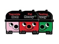 Henry Hoover Wanted in Teesside