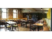 kitchen porter needed @the bungo in southside