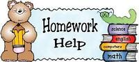 Let us do your homework for you!
