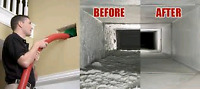 Best deal Air Duct cleaning and vents cleaning 0nly $129.99